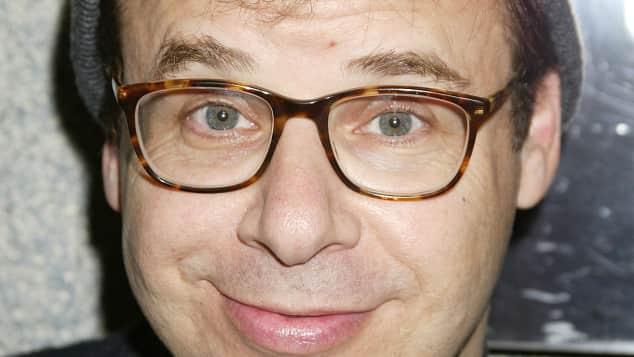 Rick Moranis, Ghostbuster, Liebling ich habe die Kinder geschrumpft, Familie Feuerstein, Comedian, Komiker