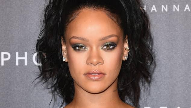 Rihanna Donald Trump