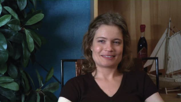 Romy Schneiders Tochter Sarah Biasini