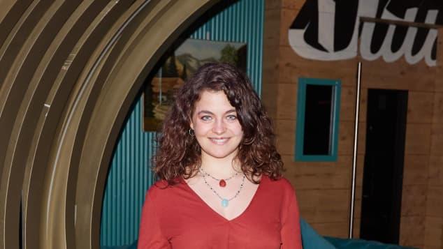 Ronja Forcher im Februar 2020