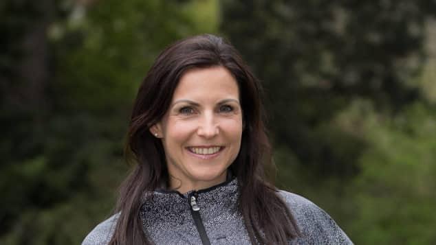 Sportlerin Sabrina Mockenhaupt