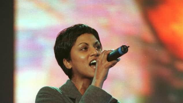 Sabrina Setlur im Jahr 1999