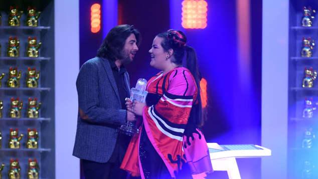 Die ESC Gewinner von 2017 und 2018: Salvador Sobral und Netta