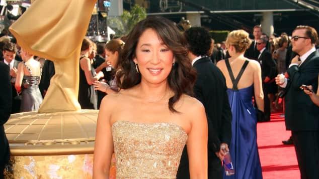 Sandra Oh, Sandra Oh Emmys, Sandra Oh Emmy Nominierung, Emmys 2018