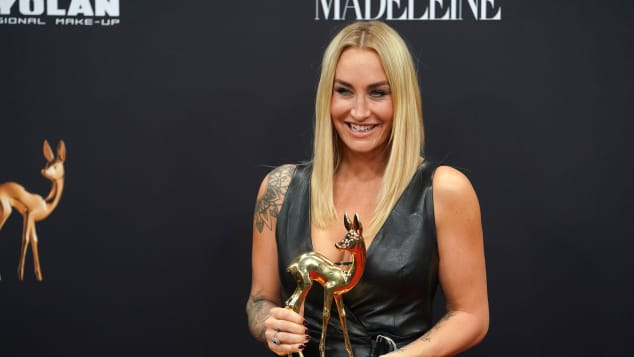 Sarah Connor bei den Bambi Awards 2019