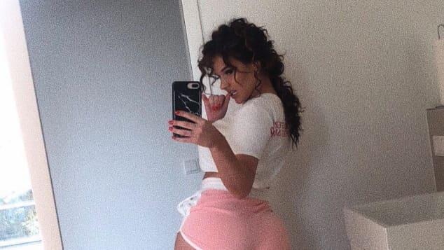 YouTuberin Shirin David zeigt ihren sexy Knack-Po