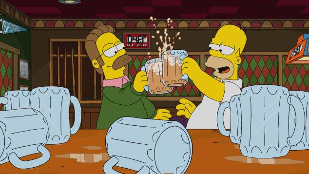 Flanders Simpsons