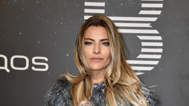 Sophia Thomalla bei einer Party zur Berlinale 2019