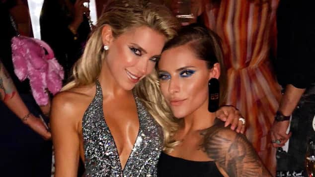 Sophia Thomalla und Sylvie Meis super sexy in Berlin