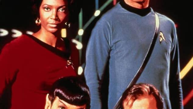 """The """"Star Trek"""" Cast on """"Gunsmoke"""""""