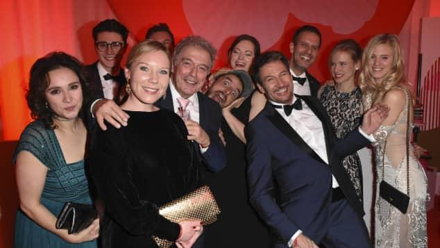 """Die """"Sturm der Liebe""""-Stars auf einer Veranstaltung in München"""