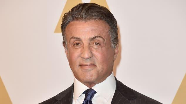 Sylvester Stallone beim Oscar-Lunch 2016