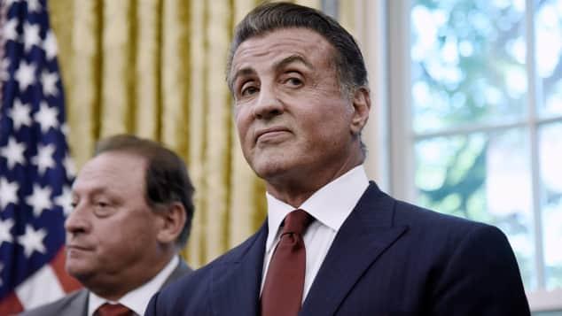 Gegen Sylvester Stallone wird wegen sexueller Belästigung ermittelt