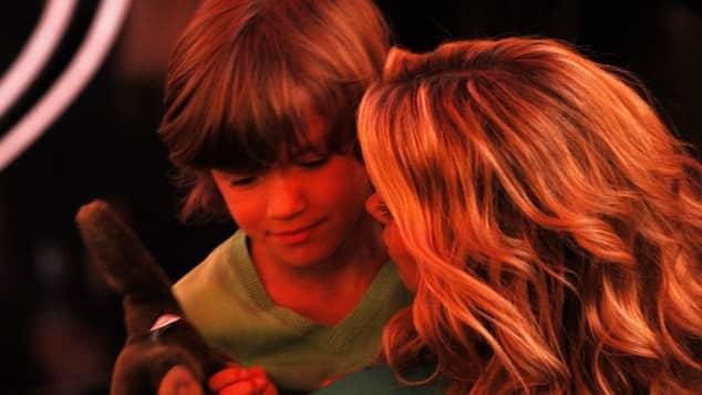Sylvie Meis mit Sohn Damian