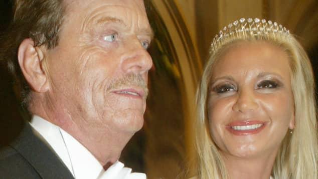 Ferfried Prinz von Hohenzollern und Tatjana Gsell