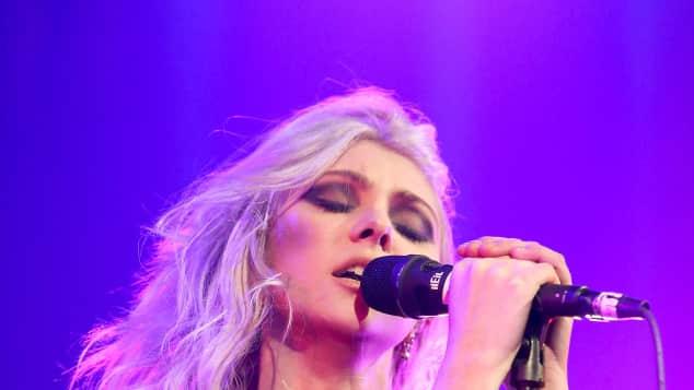 Taylor Momsen auf der Bühne