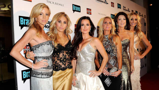 """The Real Housewives of Beverly Hills""-Cast"