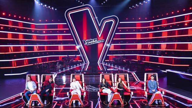 """The Voice of Germany""-Jury 2020"
