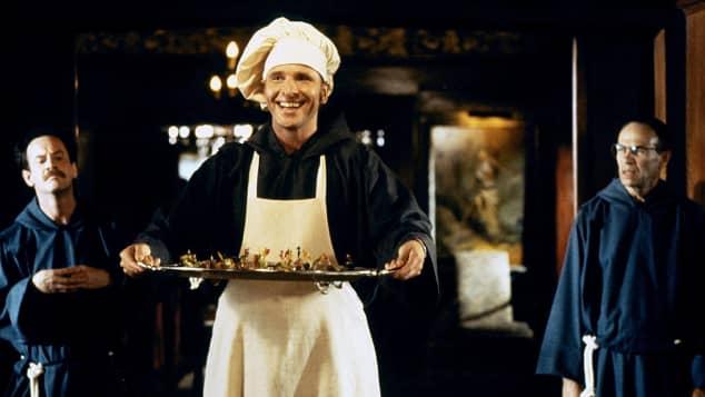 "Thomas Gottschalk in ""Sister Act 2"" 1993"