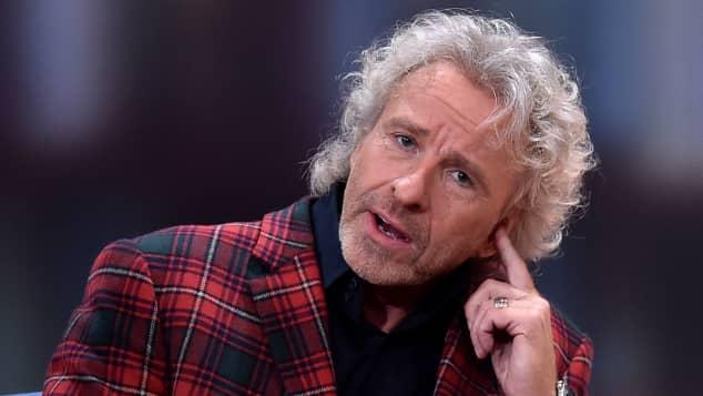 Thomas Gottschalk emotional wegen Hausbrand