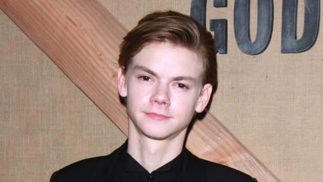 Thomas Sangster now