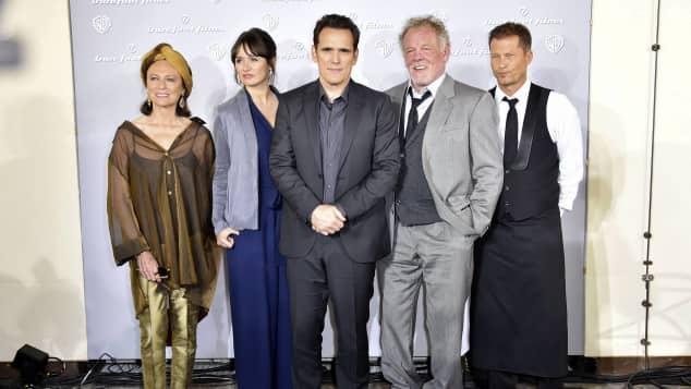 Jacqueline Bisset, Emily Mortimer, Matt Dillon, Nick Nolte und Til Schweiger