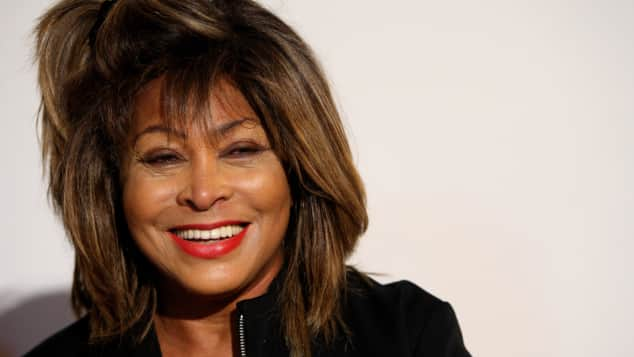 "Tina Turner bei ""Beyond - Three Voices For Peace"""