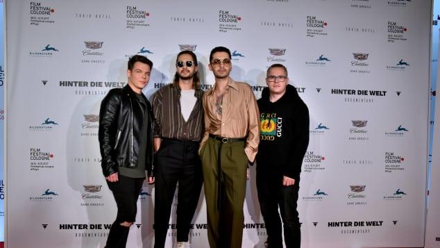 Die Tokio Hotel Doku von arte zeigt intime Aufnahmen der deutschen Band