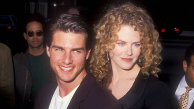 Tom Cruise and Nicole Kidman got married over the Christmas holidays and had a beautiful celebrity winter wedding