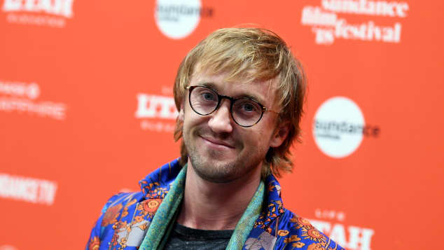 Harry Potter Tom Felton heute