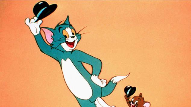 Tom und Jerry beliebte animierte Serie