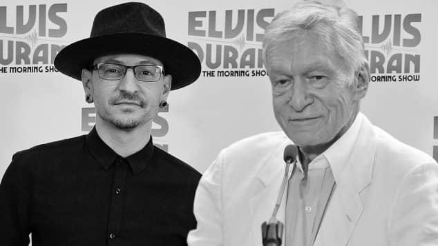 Tragischsten Todesfälle 2017: Chester Bennington, Hugh Hefner