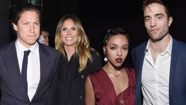 Die 10 tragischsten Trennungen 2017: Heidi Klum, Vito Schnabel, FKA Twigs, Robert Pattinson