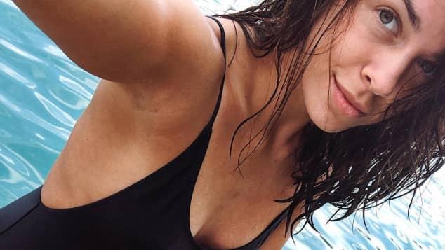 Vanessa Mai ungeschminkt
