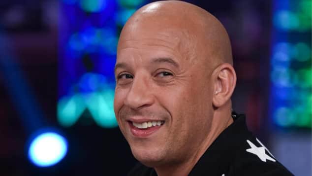 Vin Diesel Forbes Schauspieler 2017
