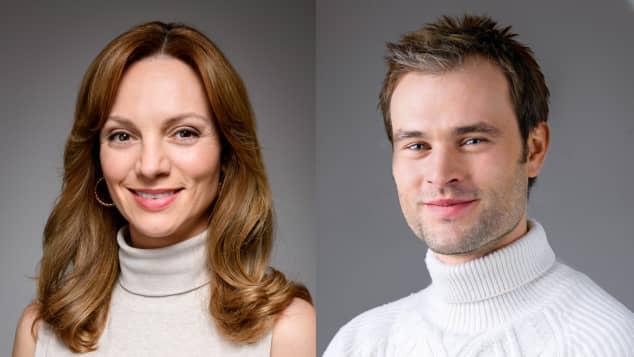 Viola Wedekind und Christopher Reinhardt Sturm der Liebe