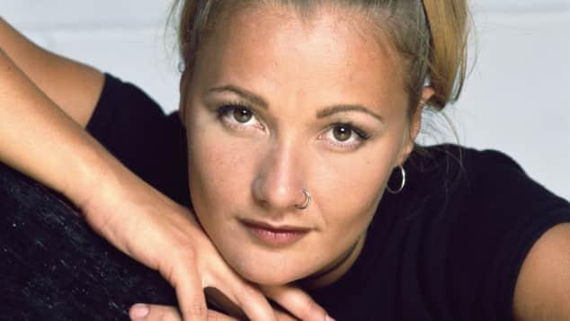 Sängerin Whigfield im Jahr 1994