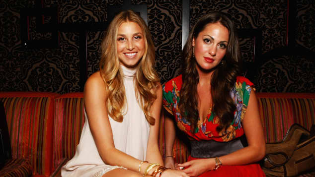 Whitney Port und Roxy Olin