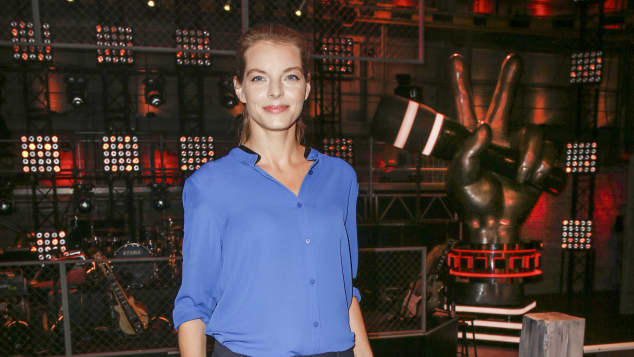 Yvonne Catterfeld The Voice Senior
