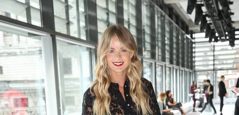 Cressida Bonas, London Fashionweek