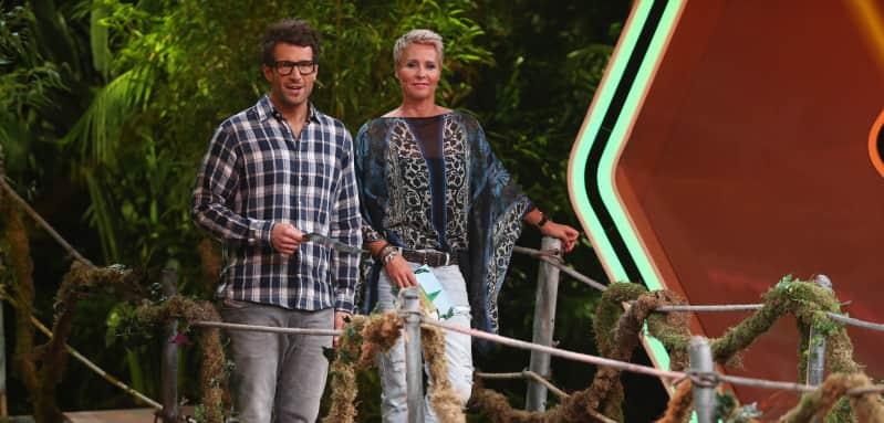Daniel Hartwich und Sonja Zietlow werden auch 2017 gemeinsam das Dschungelcamp moderieren
