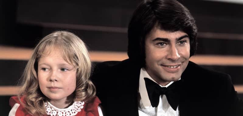 """Anita Hegerland und Roy Black sangen zusammen den Hit """"Schön ist es auf der Welt zu sein"""""""