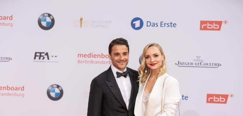 Janin Ullmann und Kostja Ullmann