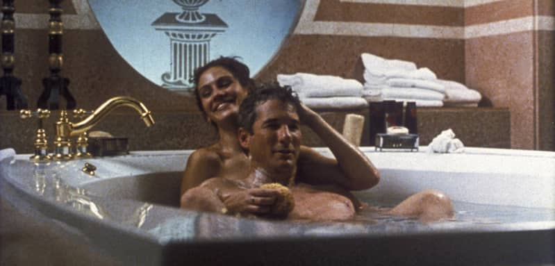 "Julia Roberts und Richard Gere in ""Pretty Woman"""