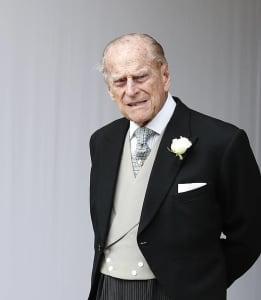 Prinz Philip fehlte bei des Feierlichkeiten des Remembrance Sunday