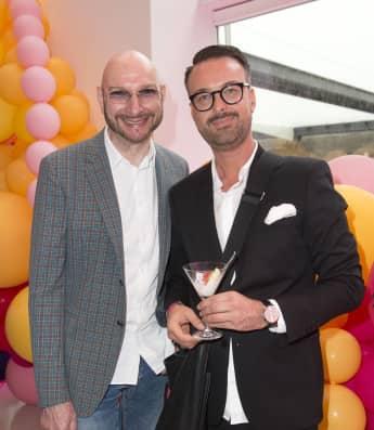 Ralph Morgenstern und Oliver Eder 2017