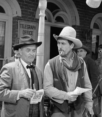 The Gunsmoke Actors