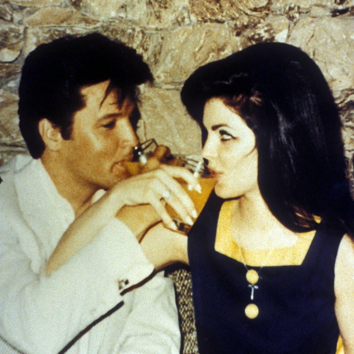 """Priscilla über Elvis: """"Er hat immer meine Kleidung ausgesucht"""""""