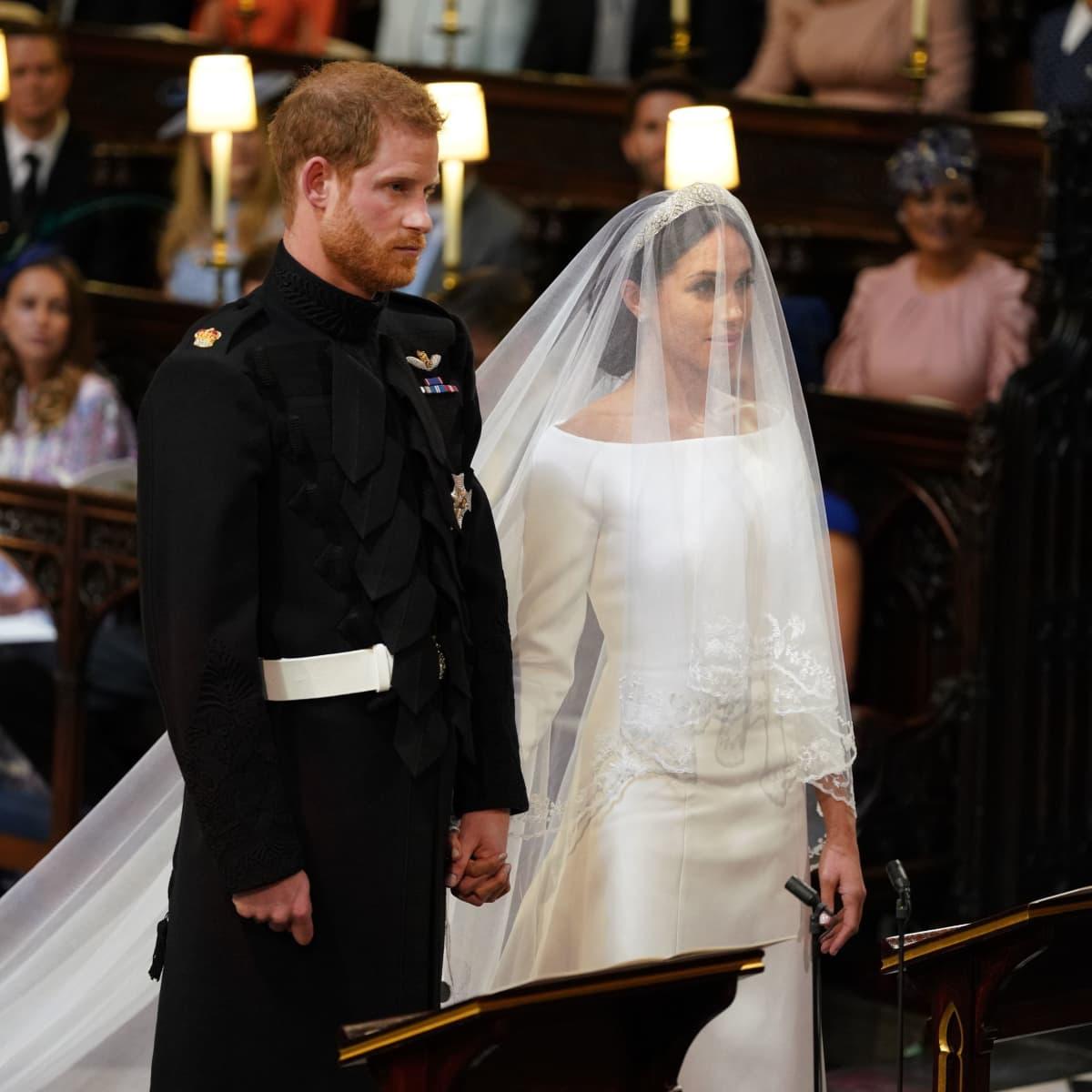 Meghan Markle Und Prinz Harry Die Traumhochzeit