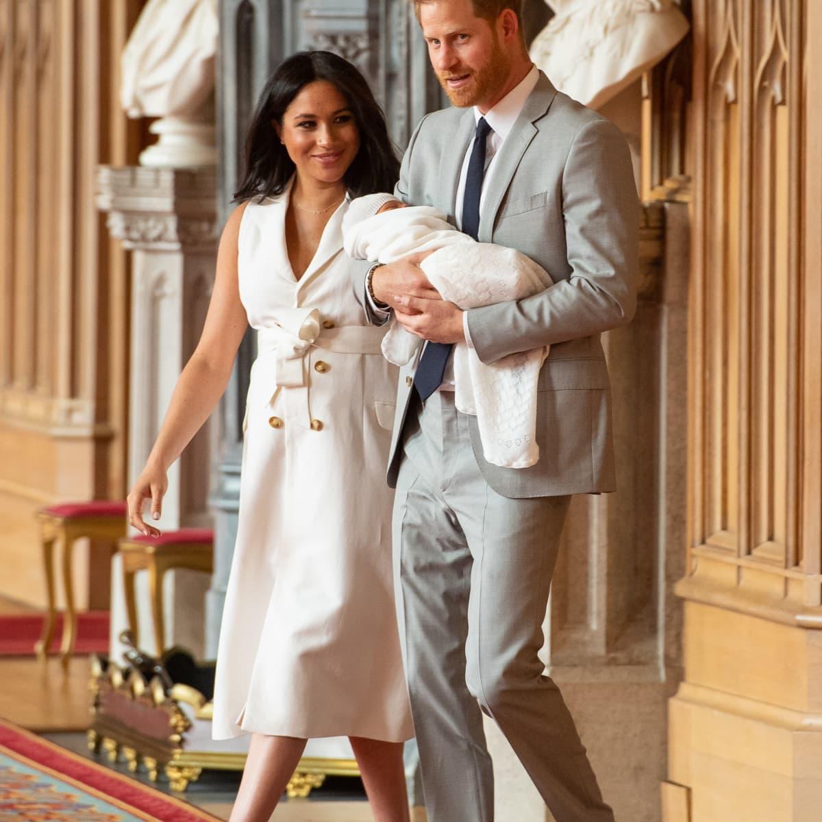 Royals Wann Wird Baby Archie Harrison Getauft